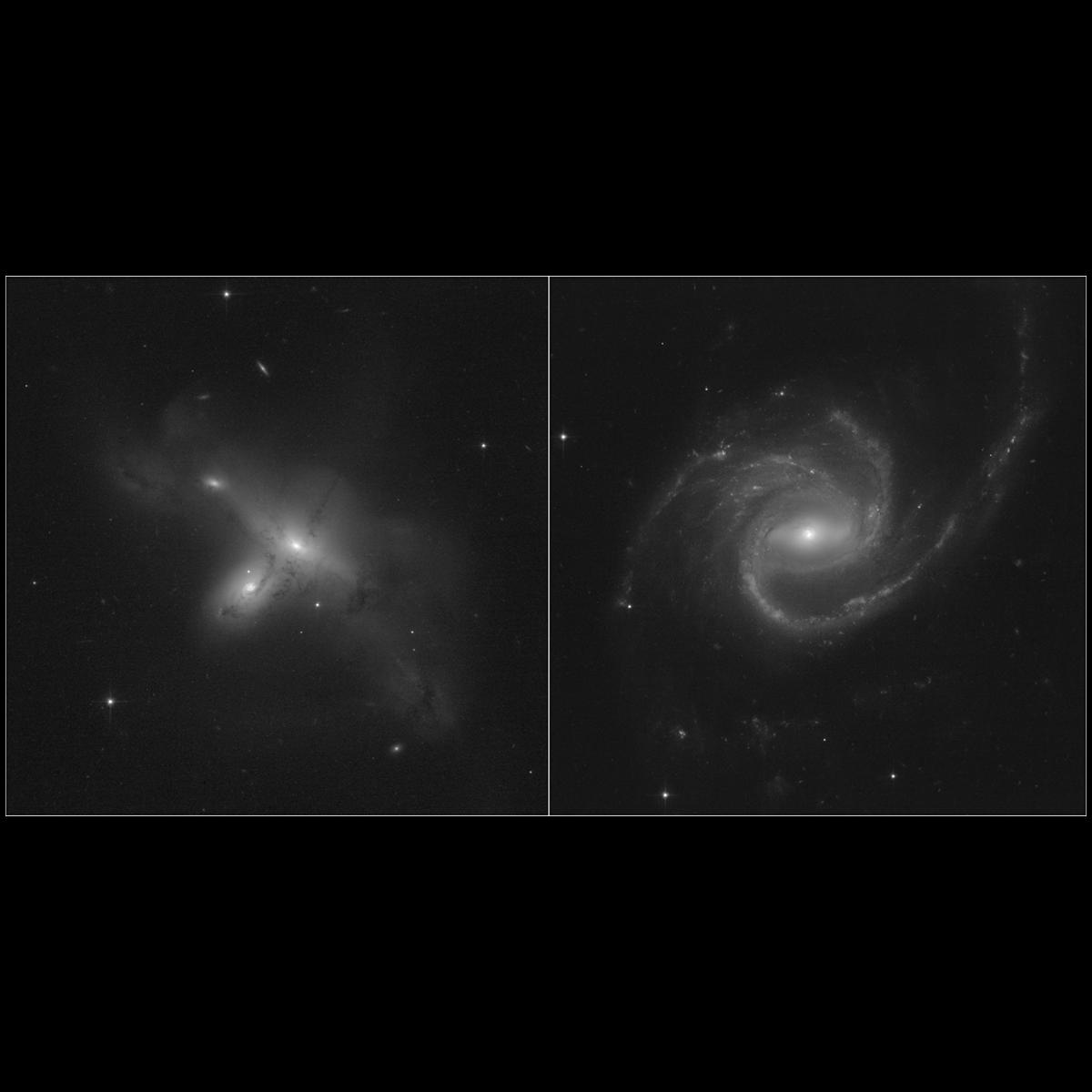 Peculiar Galaxies